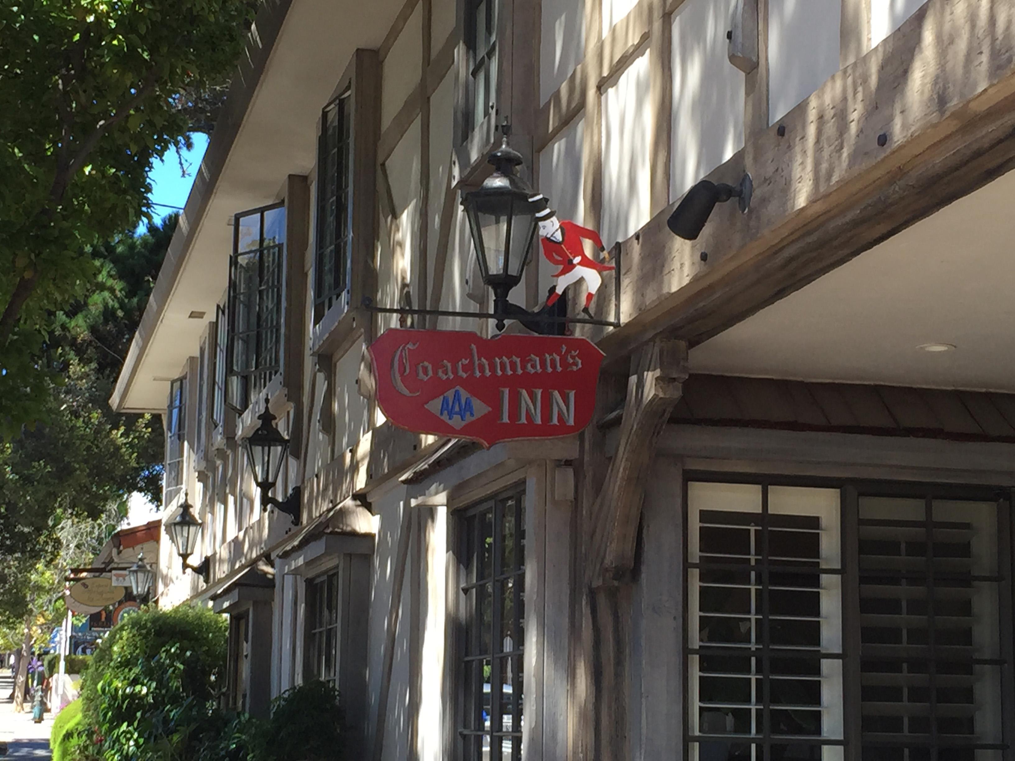 Coachman's Inn Facade