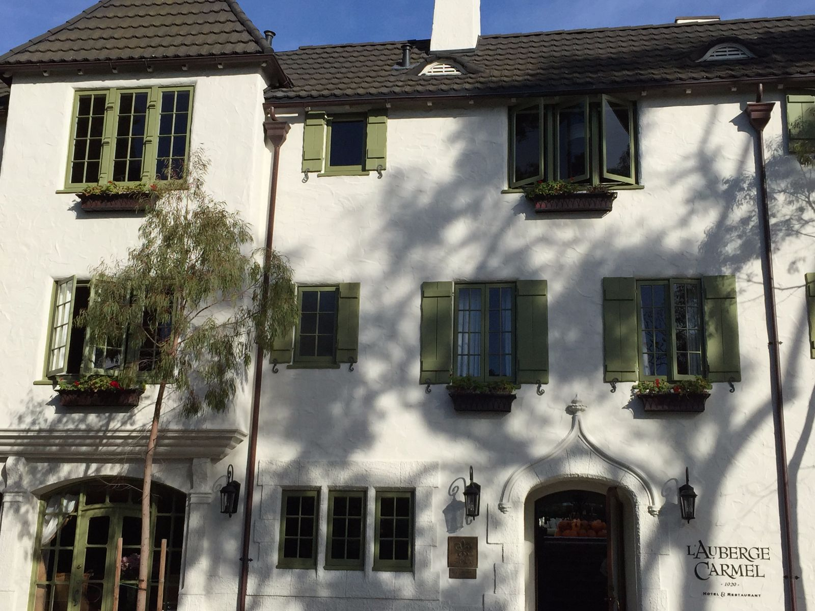 L'Auberge Hotel Carmel, Historic Relais & Chateau Boutique Inn at Carmel by the Sea, CA 93921x