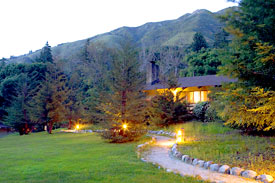 Big Sur Lodge at Pfeiffer State Park
