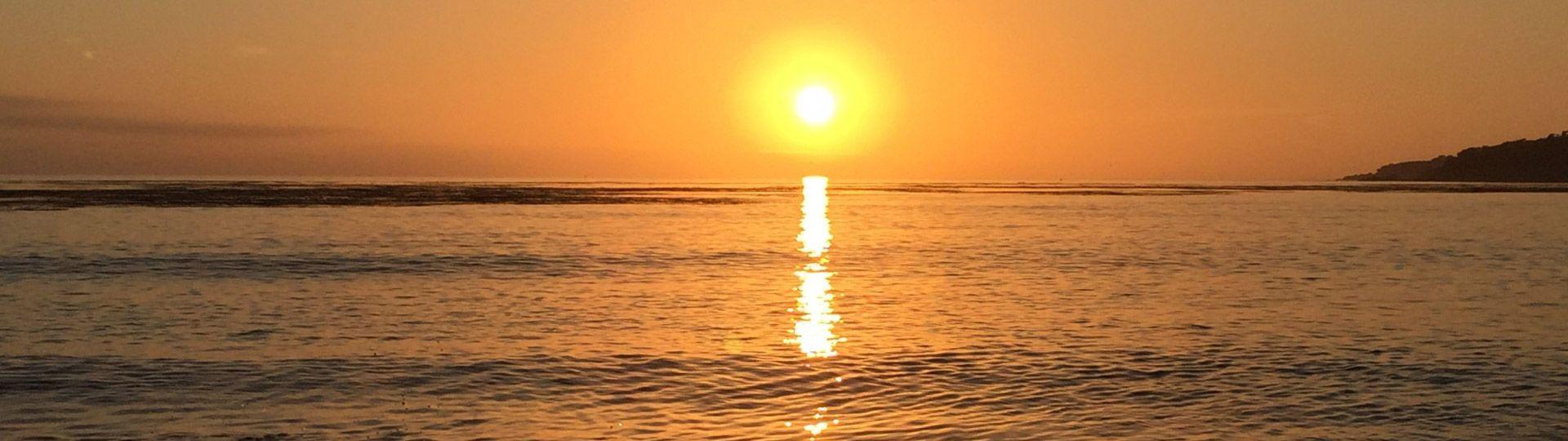 Carmel Beach Sunset