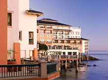 Monterey Plaza Hotel Cannery Row